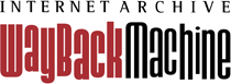 Wayback Internet Archive